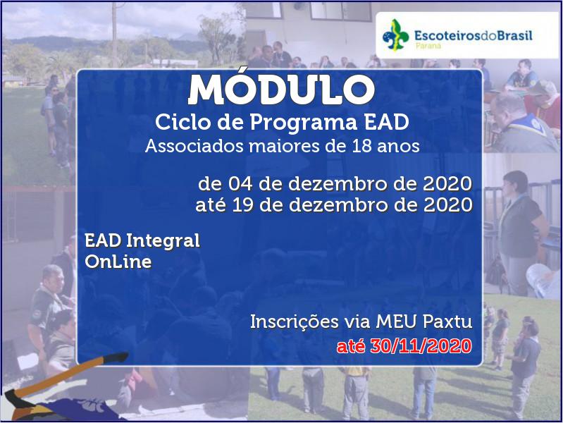 Ciclo de Programa EAD