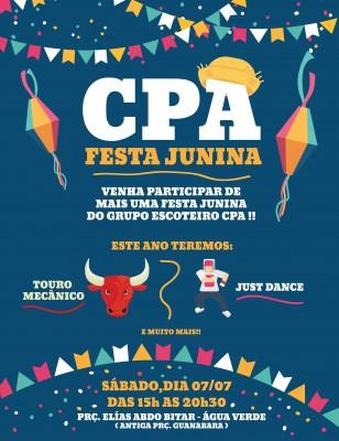 Festa Junina G.E CPA