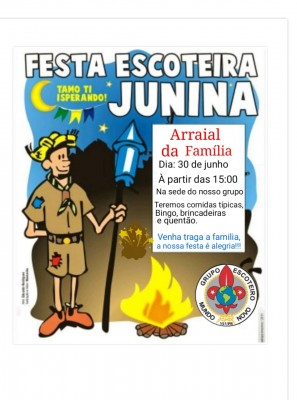 Festa Junina GEMUNO