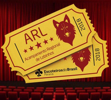 ARL - Acampamento Regional de Lobinhos 2018