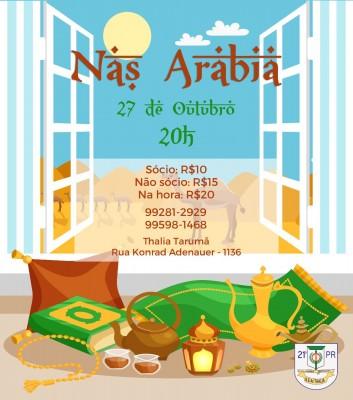 Festa nas Arábias