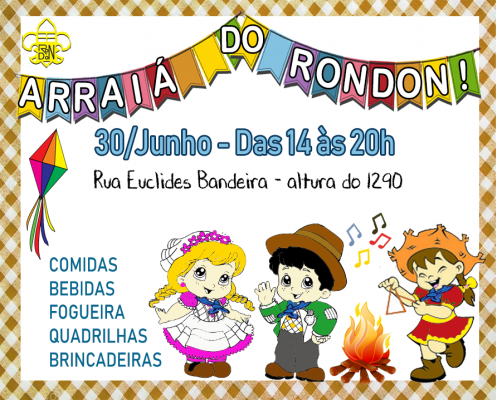 Arraiá do Rondon