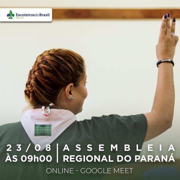 XXVII Assembleia Regional Extraordinária