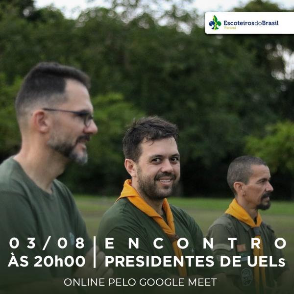 Encontro  de Presidentes de UELs