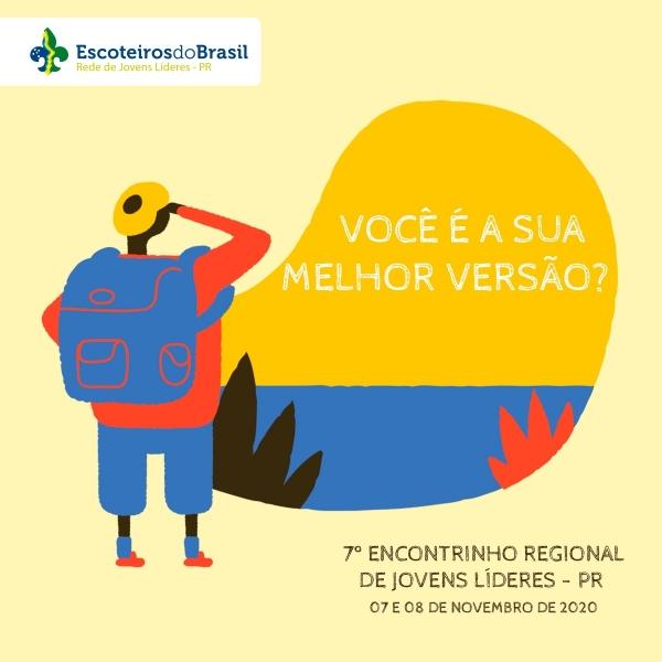 7º Encontrinho Regional de Jovens Líderes - PR