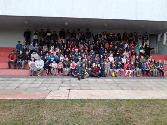 GE Princesa dos Campos no EducAção Escoteira