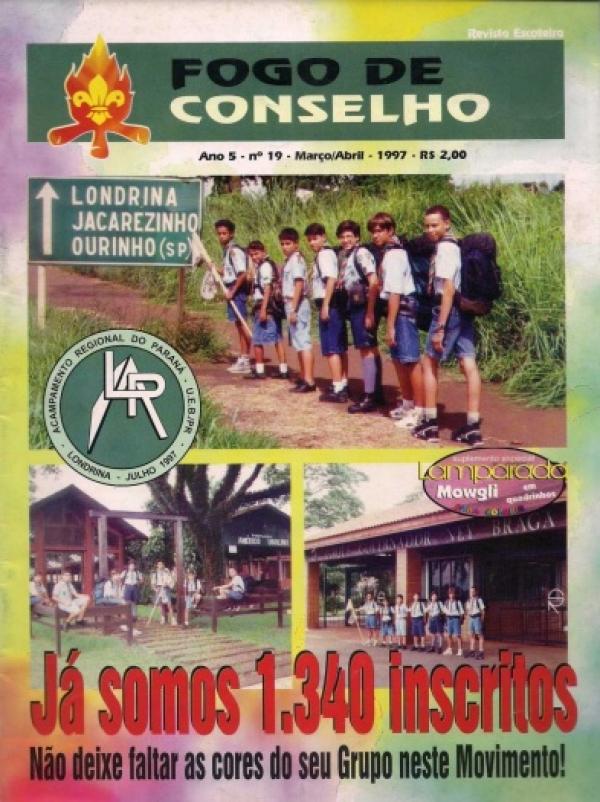 REV. FOGO DE CONSELHO ANO 5 Nº19