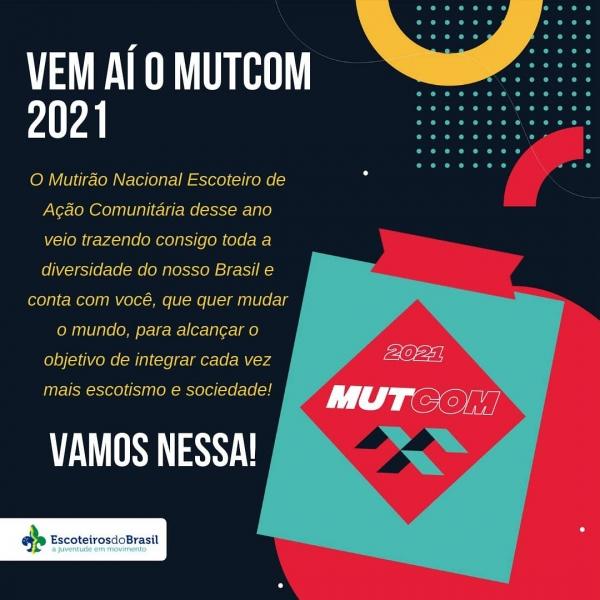 Vem Aí o MUTCOM 2021