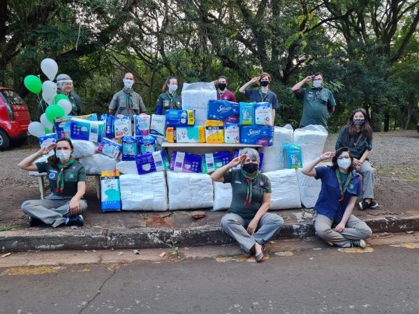 Em ação: GE Verde Vale e Andrômeda - Londrina, PR