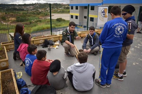 2º Educação Escoteira - GE Campos Gerais - 92PR
