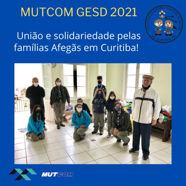 MUTCOM 2021 - GESD 020/PR