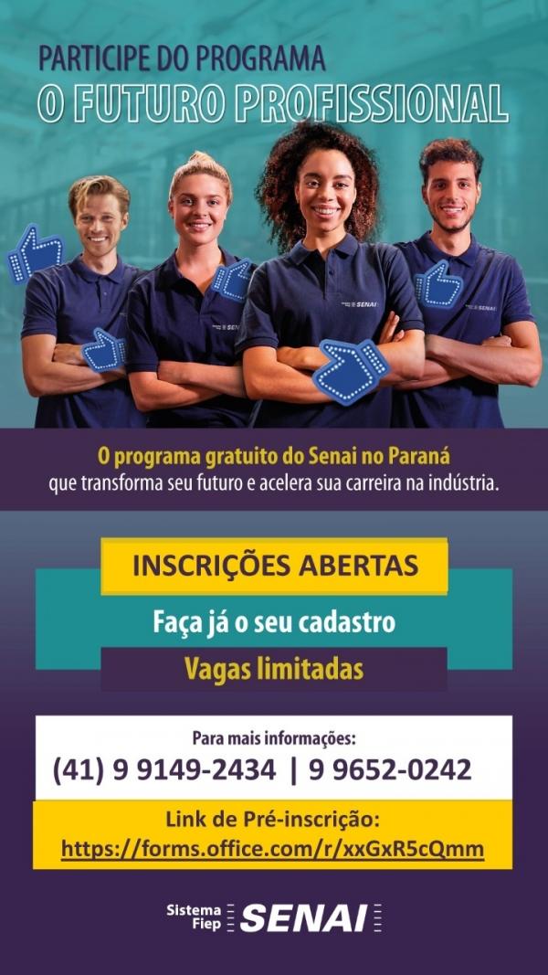 Futuro Profissional - Preparação para inserção no mercado de trabalho