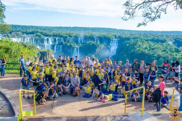 Atividade Ambiental em Foz do Iguaçu com o GE Guairacá