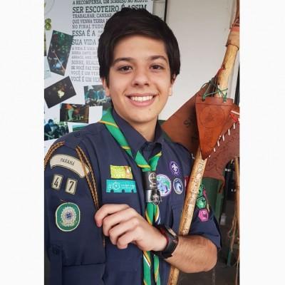 Grupo Escoteiro Verde Canção - Entrega Escoteiro da Pátria