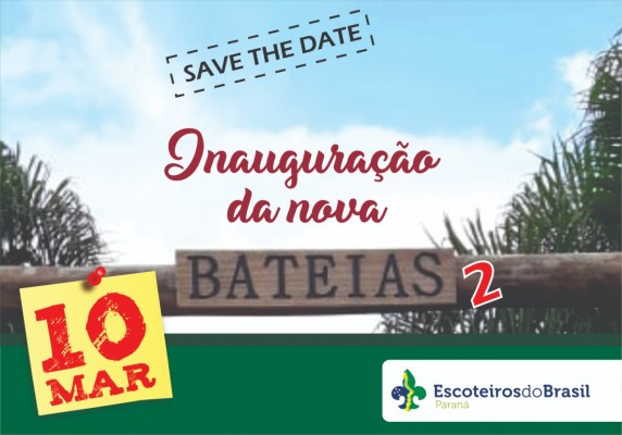 Save The Date - 10/03