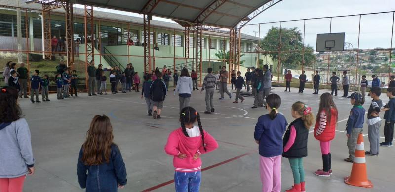 3ª. Educação Escoteira - Grupo Escoteiro Princesa dos Campos- 07/PR