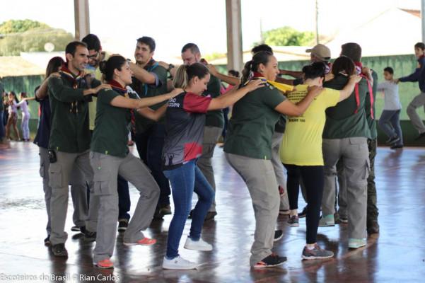 3º EDUCAÇÃO ESCOTEIRA - GRUPO ESCOTEIRO ONÇA VERMELHA 223/PR
