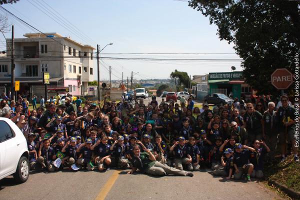 Desfile Cívico do Fazendinha