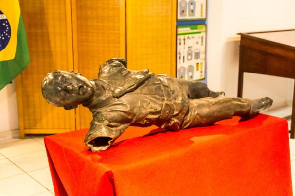 Campanha da recuperação da estátua