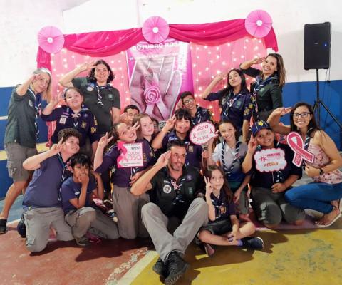 GE Paranaí 321 - Outubro Rosa