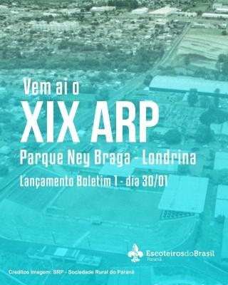Ansioso pelo ARP 2020?