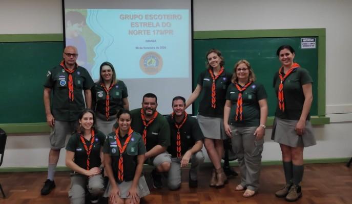 INDABA do G.E. Estrela do Norte - 179/PR