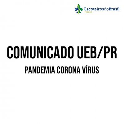 Comunicado UEB-PR