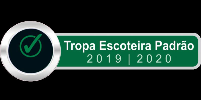 Tropa Escoteira Padrão 2019 - 2020