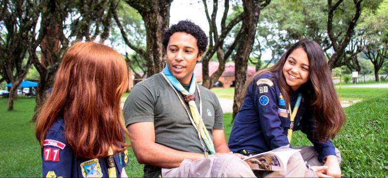 Educação à distancia - Escoteiros do Brasil