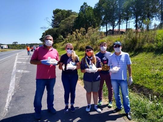 Ação Voluntária na crise do COVID 19