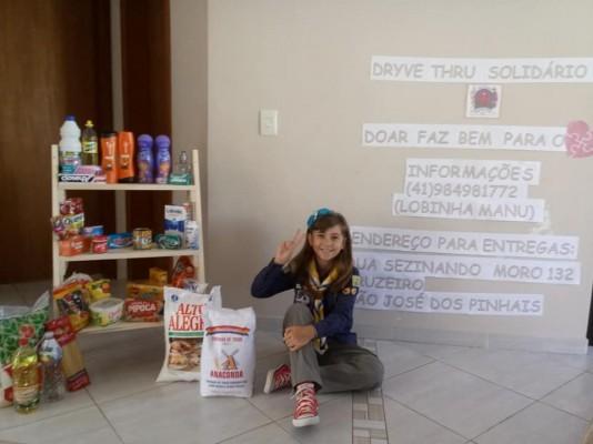 Drive Thru Solidário - G.E. São José dos Pinhais/250