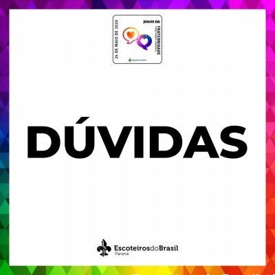 Dúvidas Frequentes #jf_s2