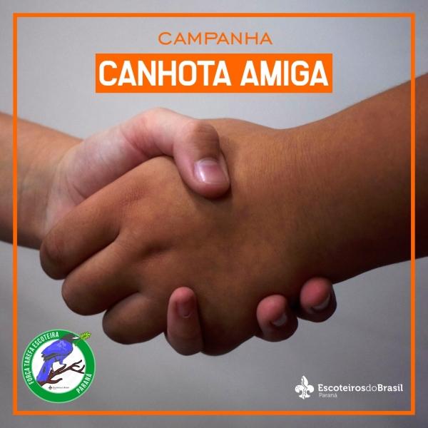 Campanha Canhota Amiga
