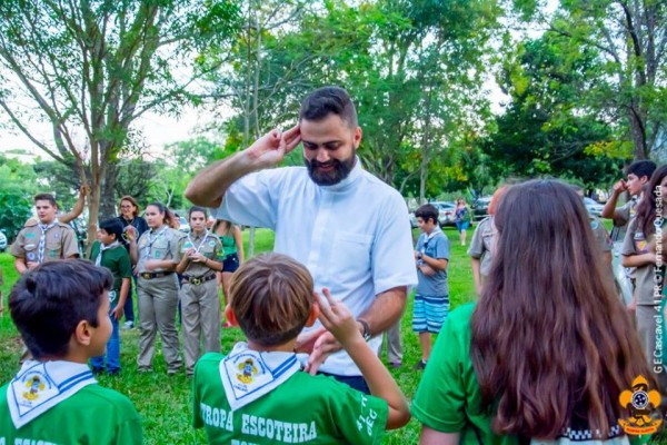 GE Cascavel participa de ação comunitária
