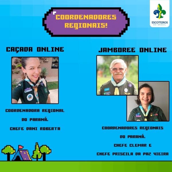 Coordenadores Regionais do Paraná
