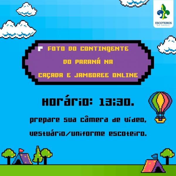 Caçada e Jamboree Online