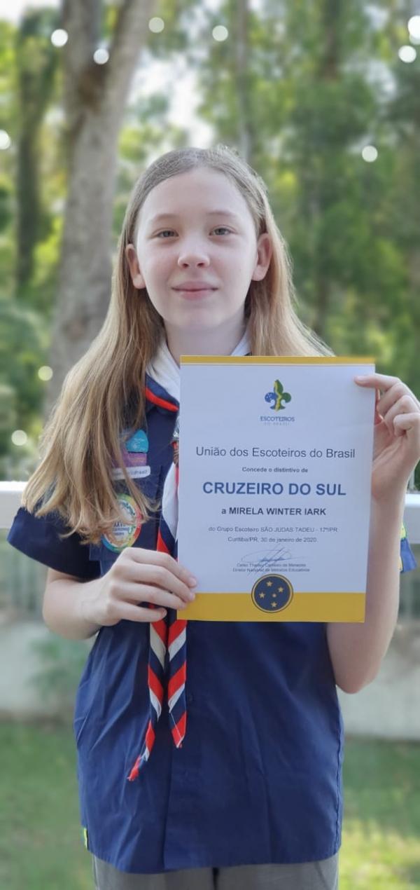 Entrega de Cruzeiro do Sul