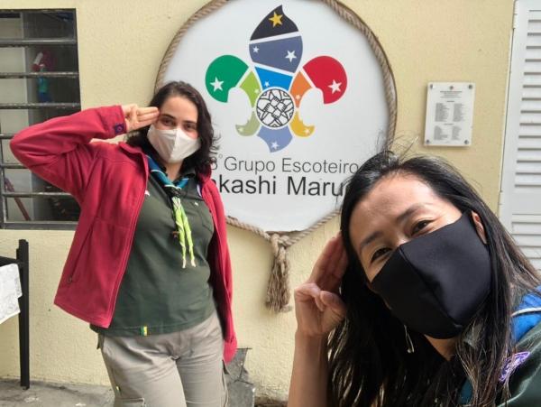 Aniversário do Grupo Escoteiro Takashi Maruo