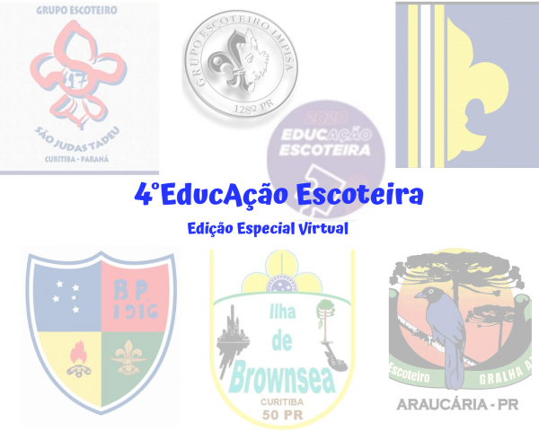 Edição Especial Virtual do EducAção Escoteira/2020